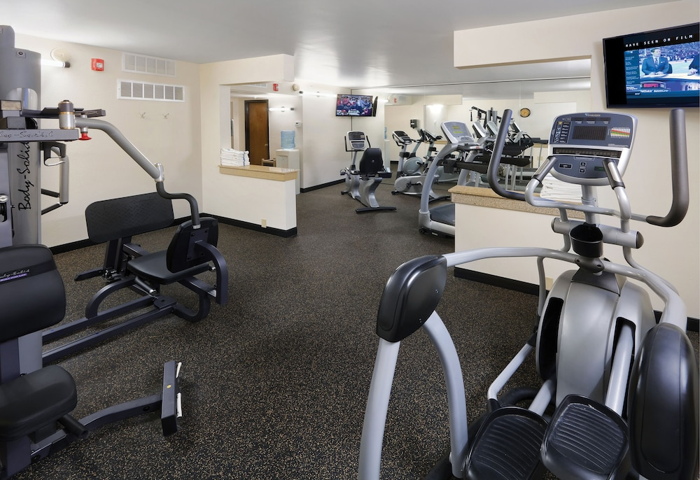 Fitness Facility, Ramkota Hotel & Conference Center