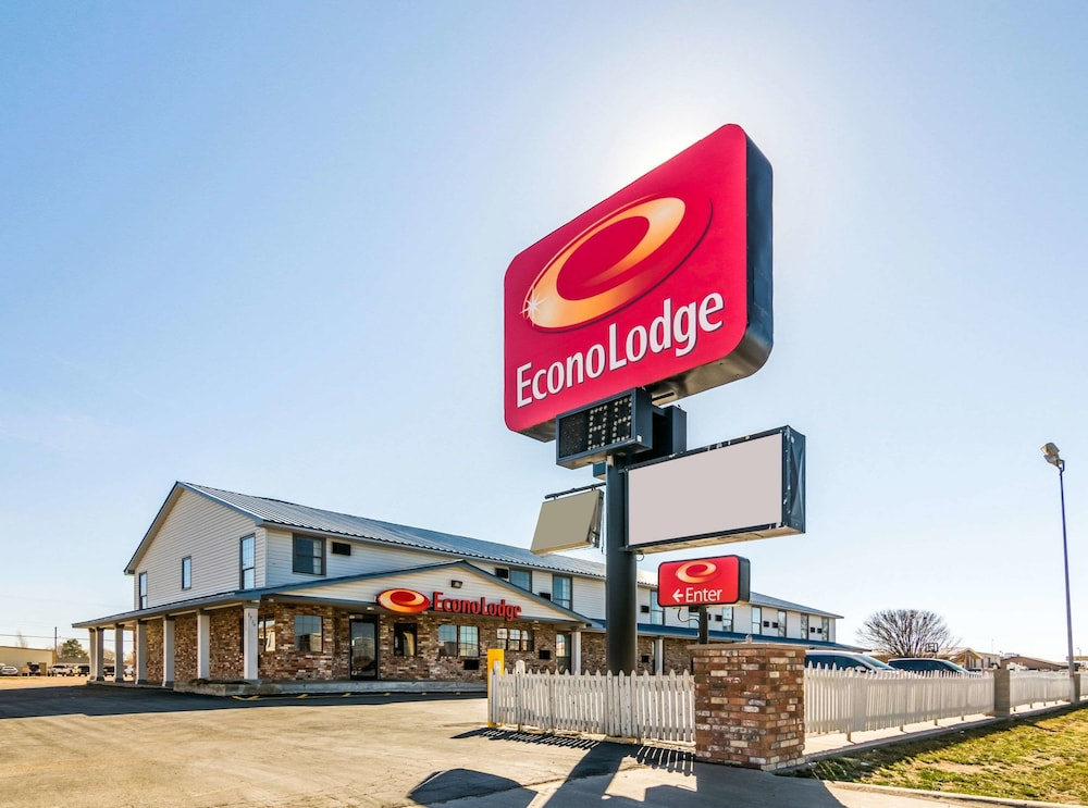 Featured Image, Econo Lodge Dumas