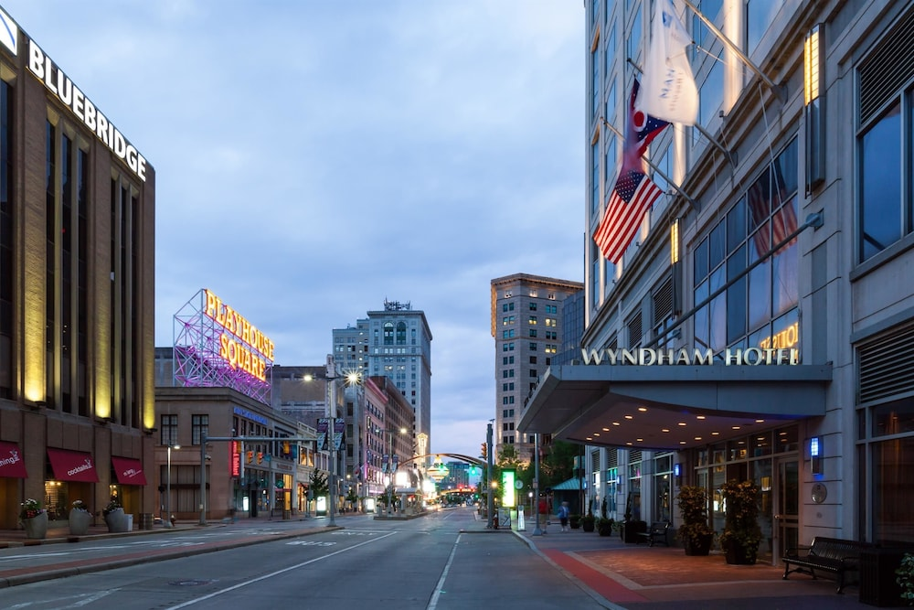 Wyndham Cleveland At Playhouse Square 2017 Room Prices