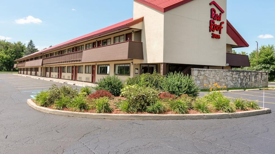 Red Roof Inn Kalamazoo East - Expo Center