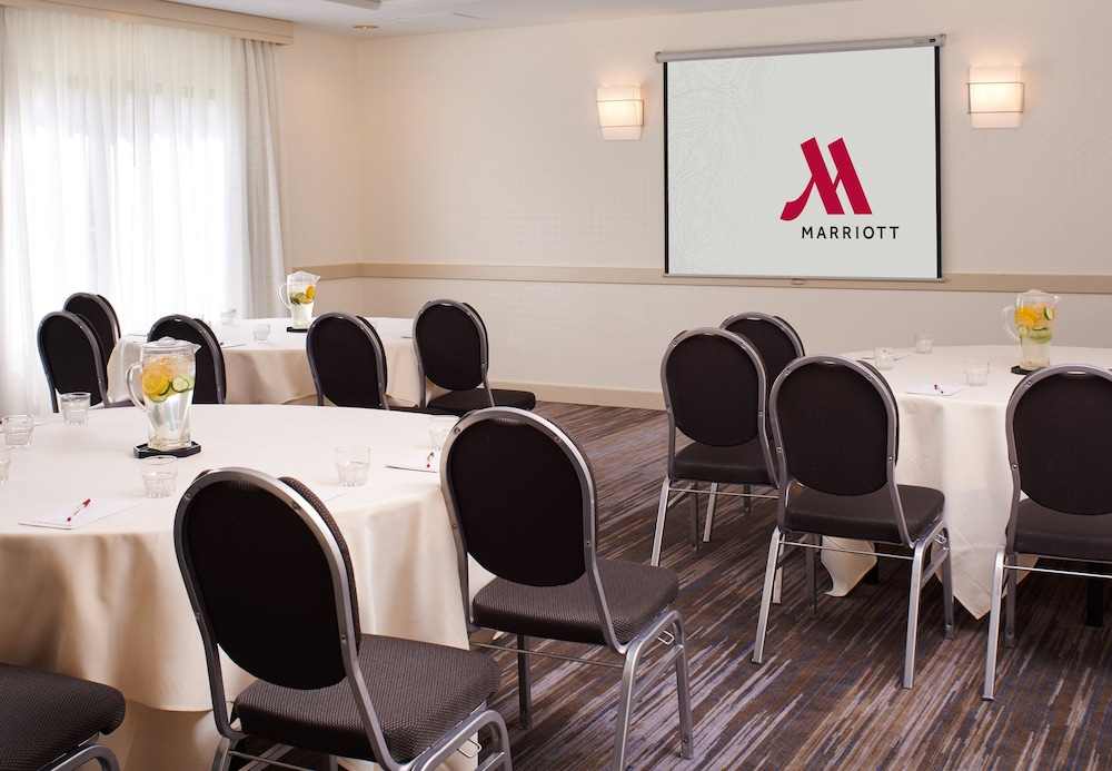 Meeting Facility, Detroit Metro Airport Marriott