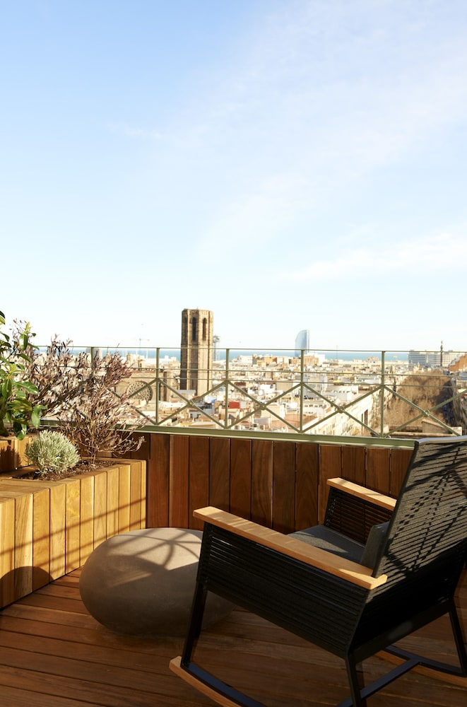 City View, Le Meridien Barcelona