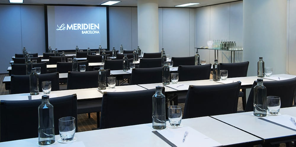 Meeting Facility, Le Meridien Barcelona