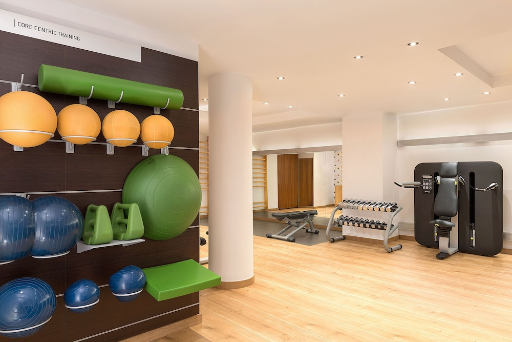 Sports Facility, Le Meridien Barcelona