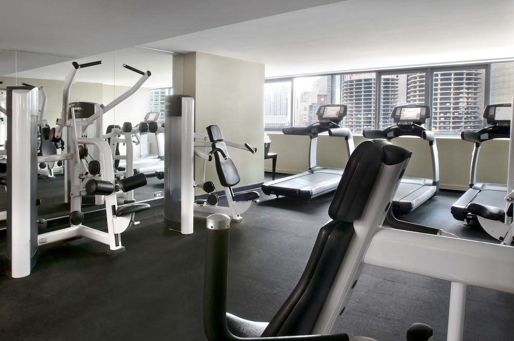Fitness Facility, Royal Sonesta Chicago Riverfront