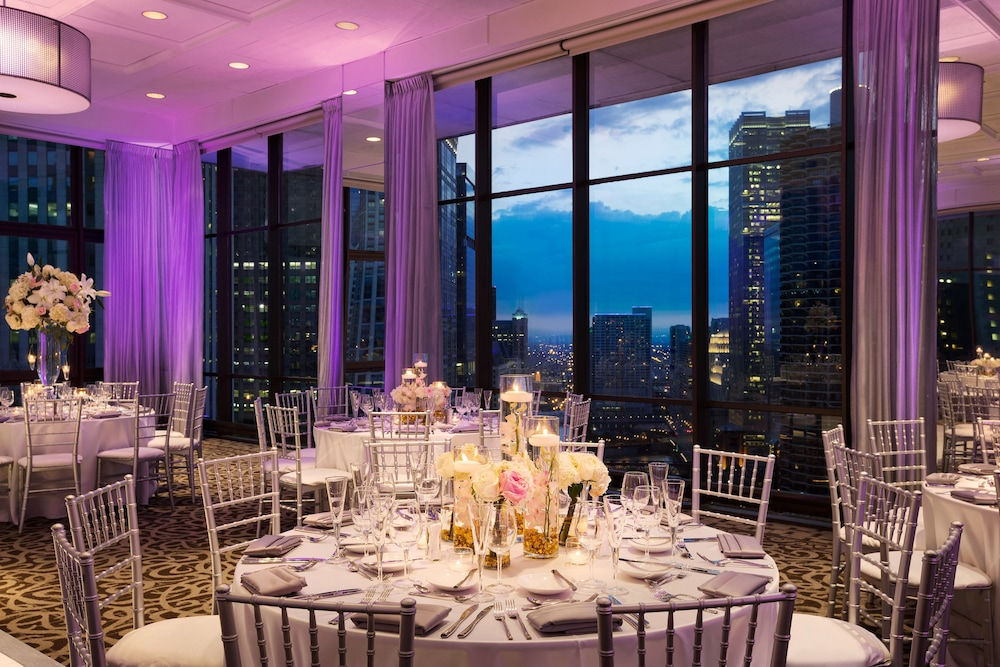 Indoor Wedding, Royal Sonesta Chicago Riverfront