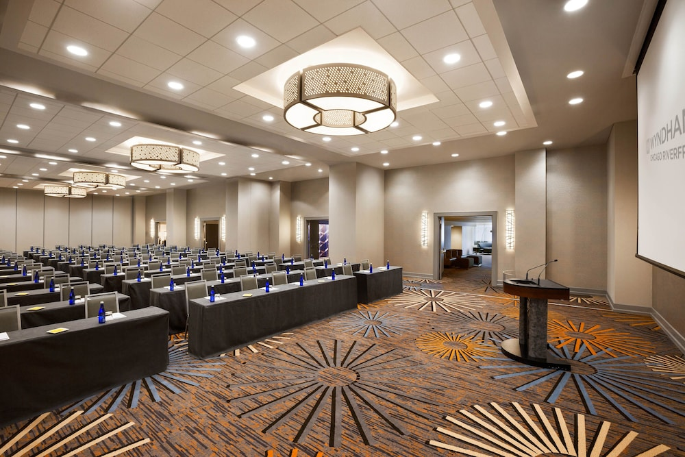 Meeting Facility, Royal Sonesta Chicago Riverfront