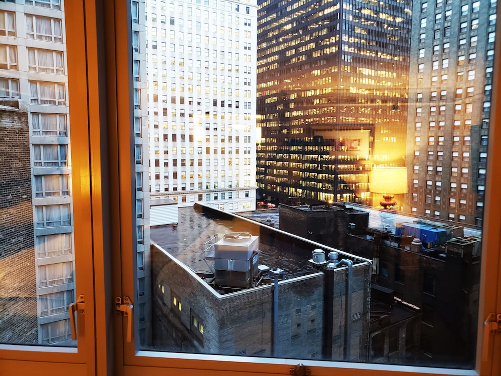 View from Room, Royal Sonesta Chicago Riverfront