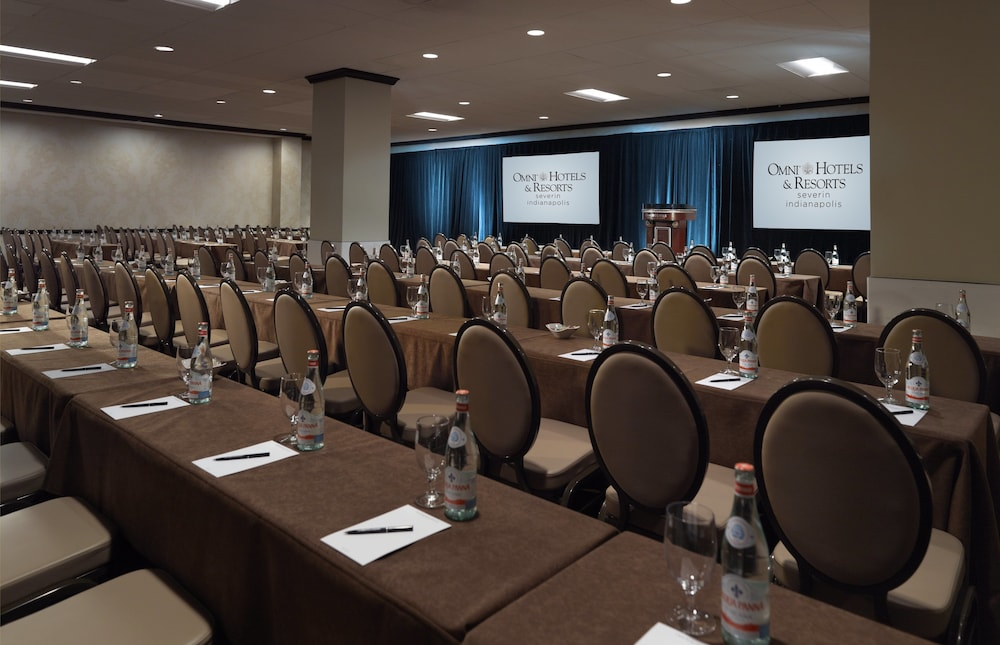 Meeting Facility, Omni Severin Hotel