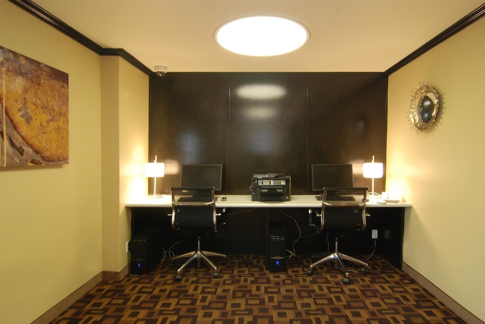 Business Center, Best Western Canoga Park Motor Inn