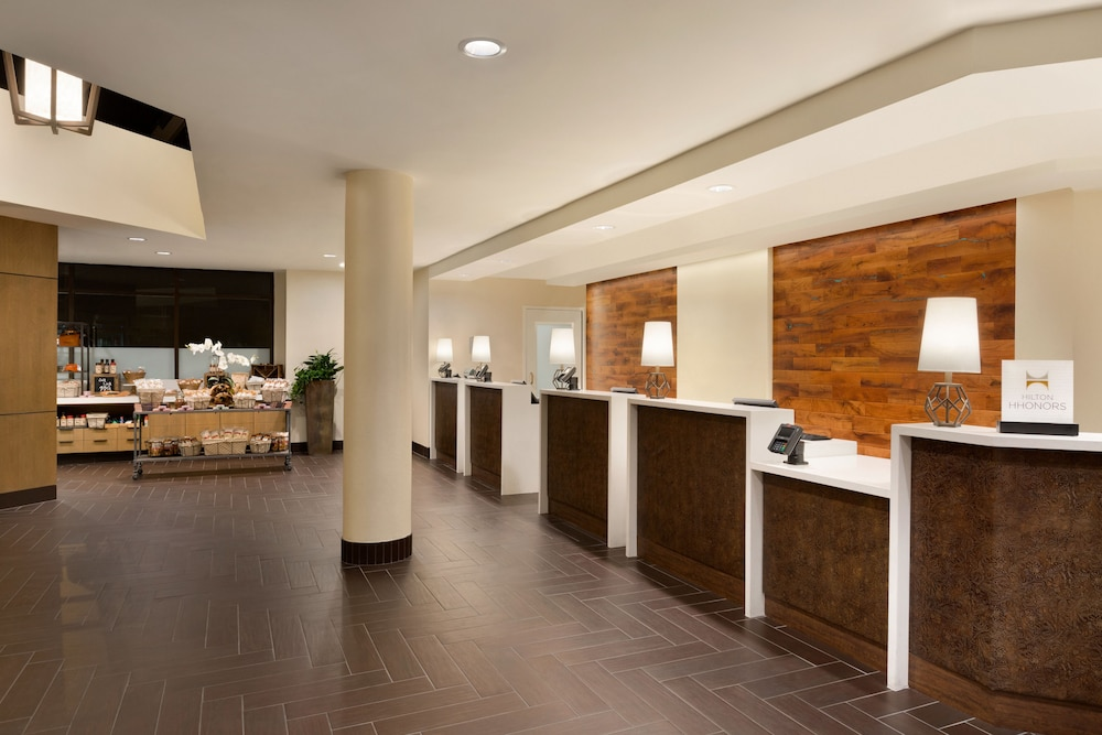 Reception, Embassy Suites by Hilton Austin Downtown South Congress
