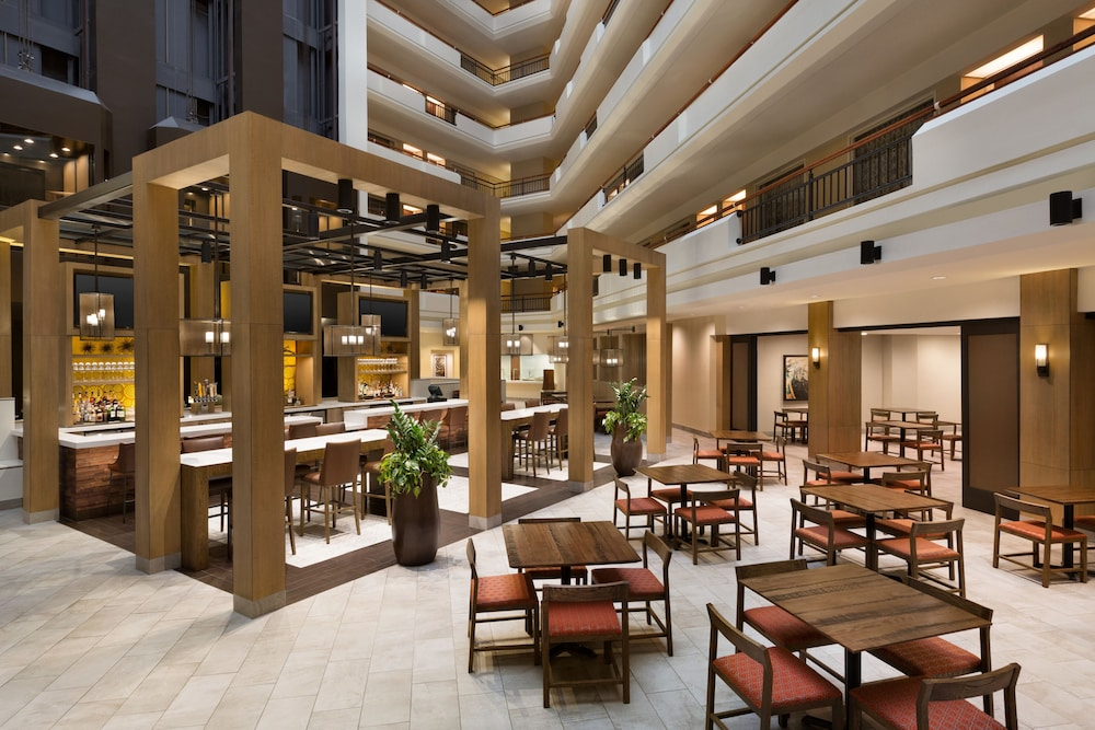 Lounge, Embassy Suites by Hilton Austin Downtown South Congress