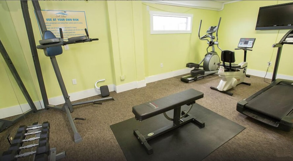 Fitness Facility, Shell Island Resort - All Oceanfront Suites