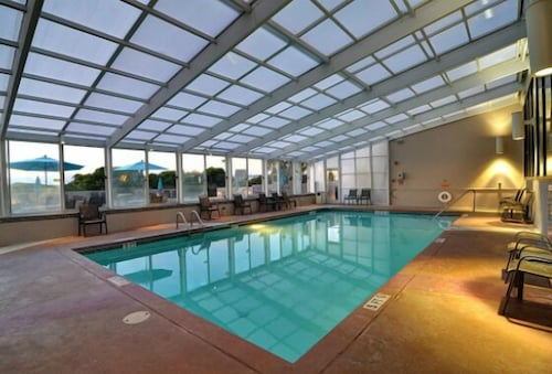 Indoor Pool, Shell Island Resort - All Oceanfront Suites