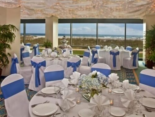 Banquet Hall, Shell Island Resort - All Oceanfront Suites