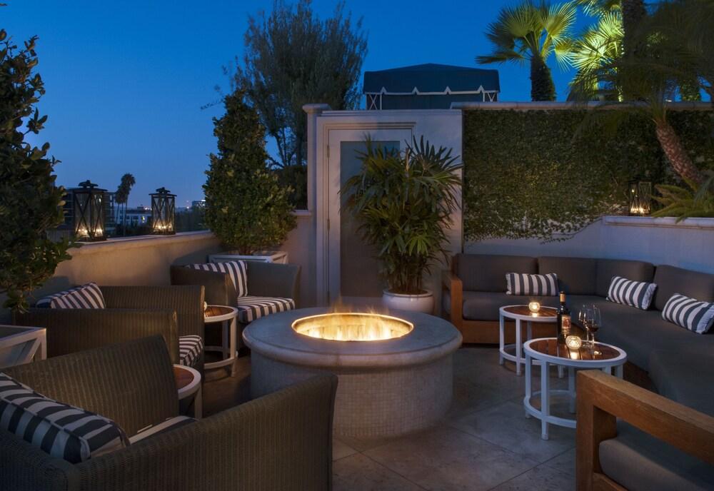 Peninsula Beverly Hills Tea Room