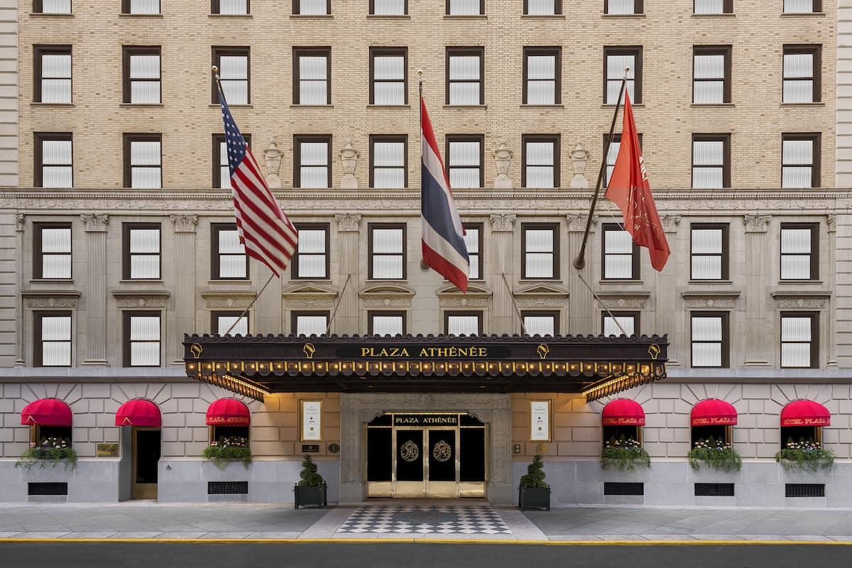 Hotel Plaza Athenee In New York Ny Expedia