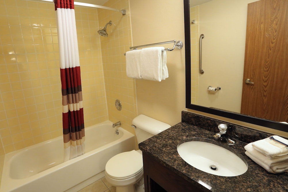 Bathroom, Townhouse Hotel Grand Forks