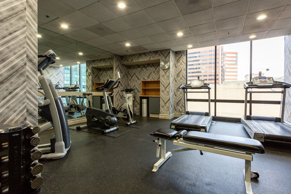 Fitness Facility, Comfort Inn & Suites Baltimore Inner Harbor