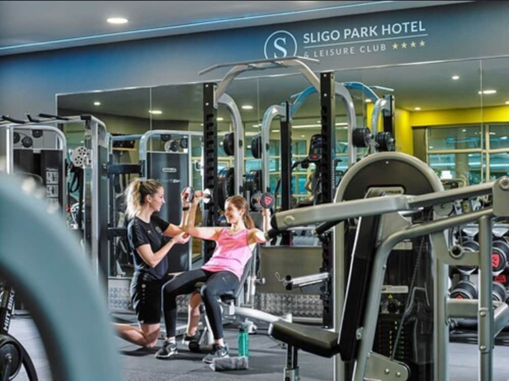 Fitness Facility, Sligo Park Hotel & Leisure Club