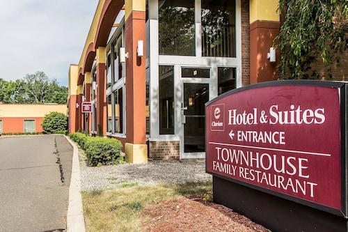 Clarion Hotel Suites Hamden New Haven
