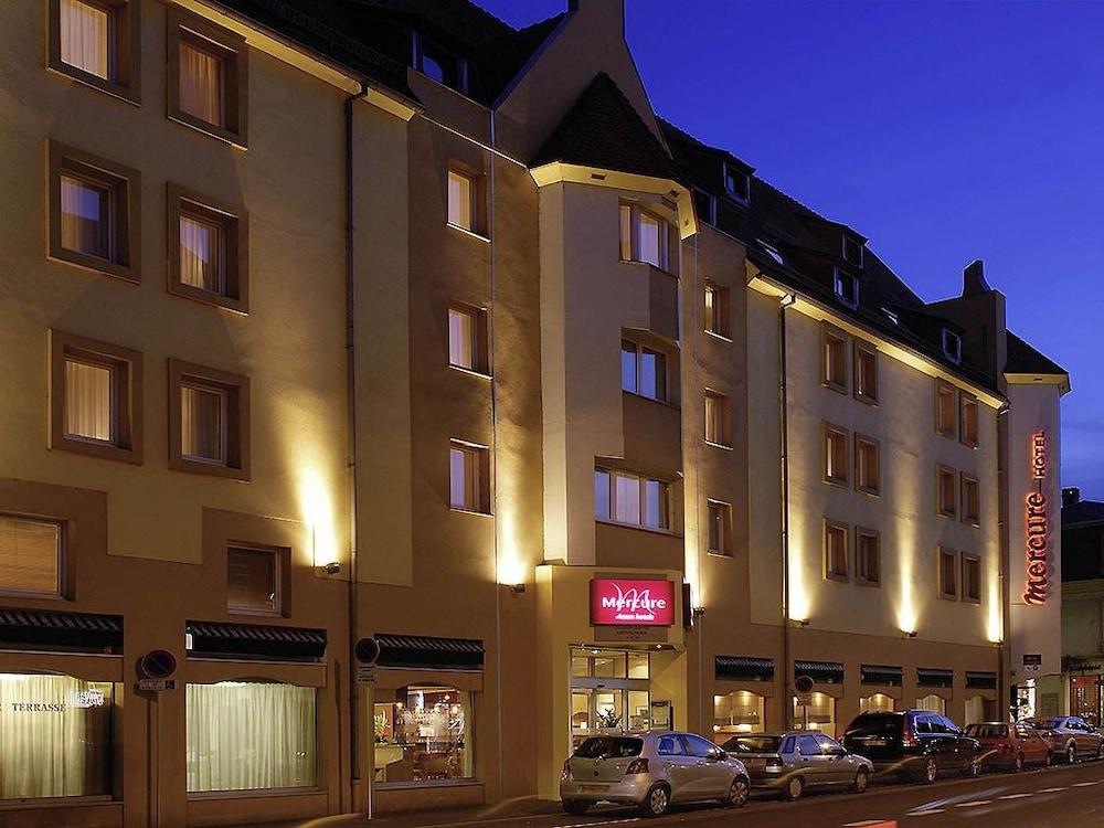 Mercure colmar centre unterlinden in colmar hotel rates for Hotels colmar