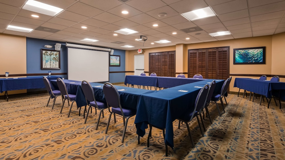 Meeting Facility, Best Western Cocoa Beach Hotel & Suites