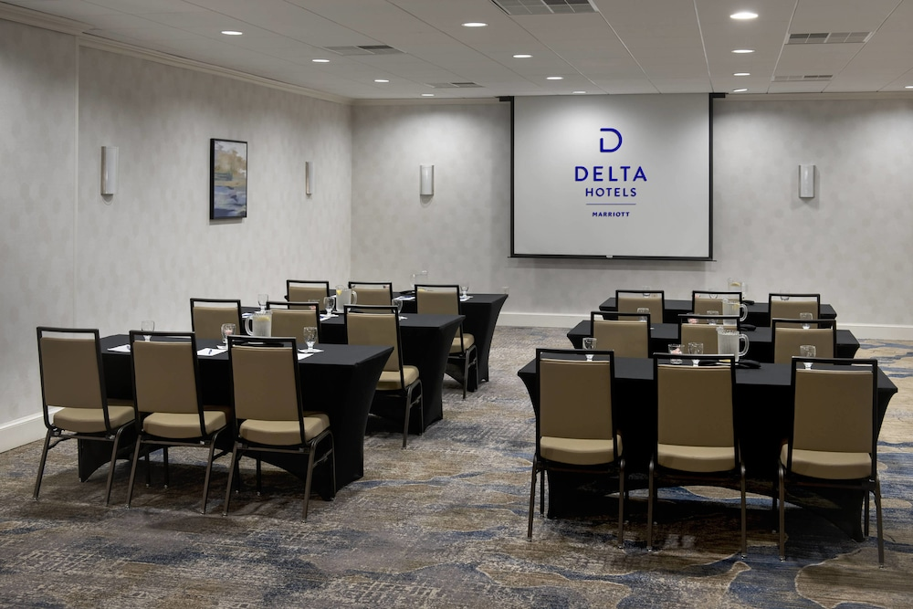 Meeting Facility, Delta Hotels by Marriott Utica