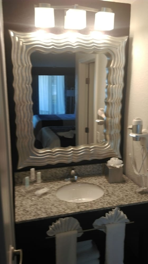 Bathroom Sink, Clarion Inn & Suites Across From Universal Orlando Resort