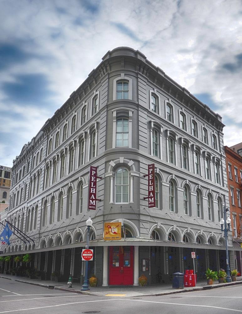 New Orleans Louisiana Hotel: Pelham Hotel New Orleans, La In New Orleans, LA