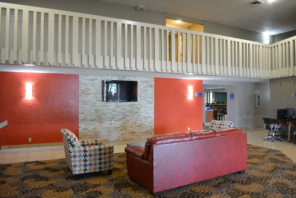 Lobby, Days Inn by Wyndham West Des Moines