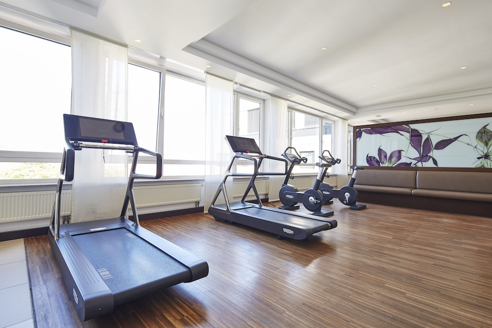 Fitness Facility, Steigenberger Hotel Berlin
