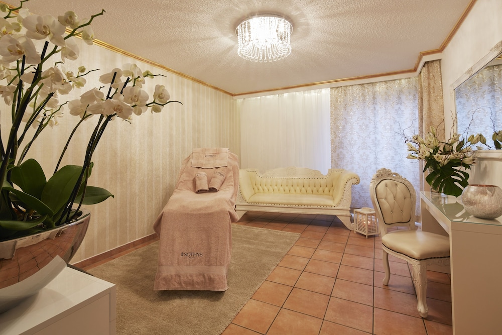 Treatment Room, Steigenberger Hotel Berlin
