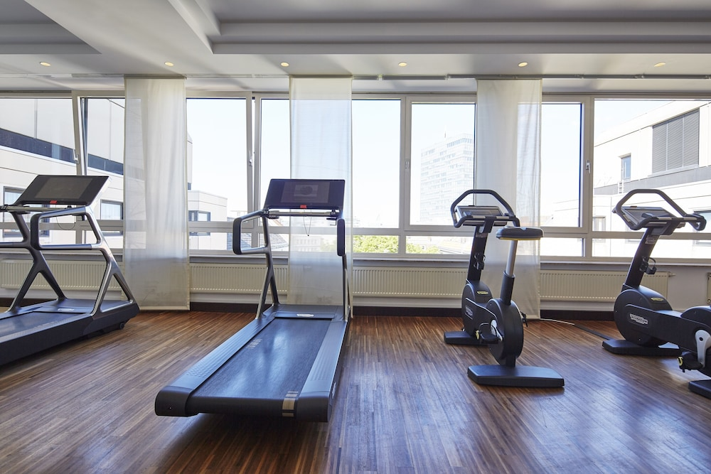 Gym, Steigenberger Hotel Berlin
