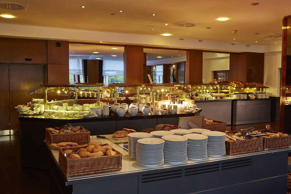 Buffet, Steigenberger Hotel Berlin