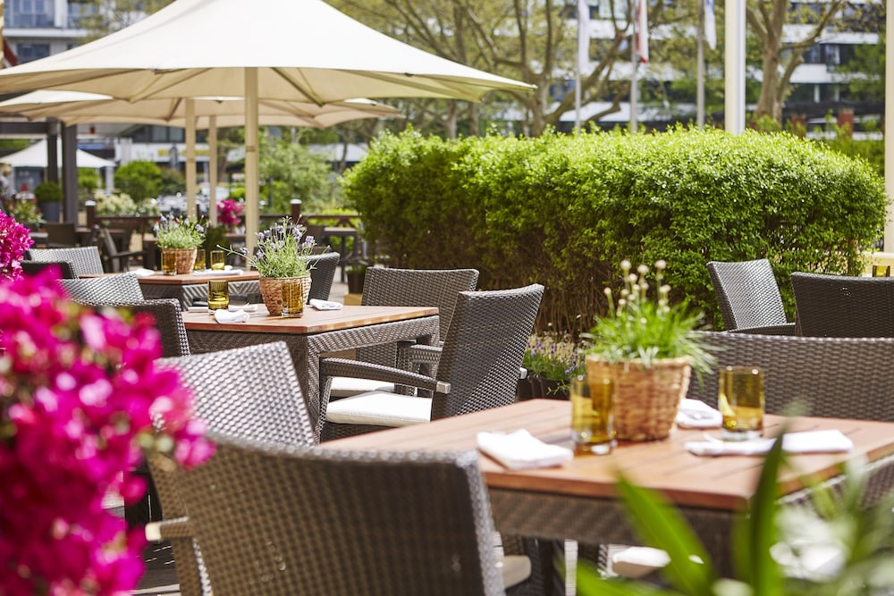 Terrace/Patio, Steigenberger Hotel Berlin