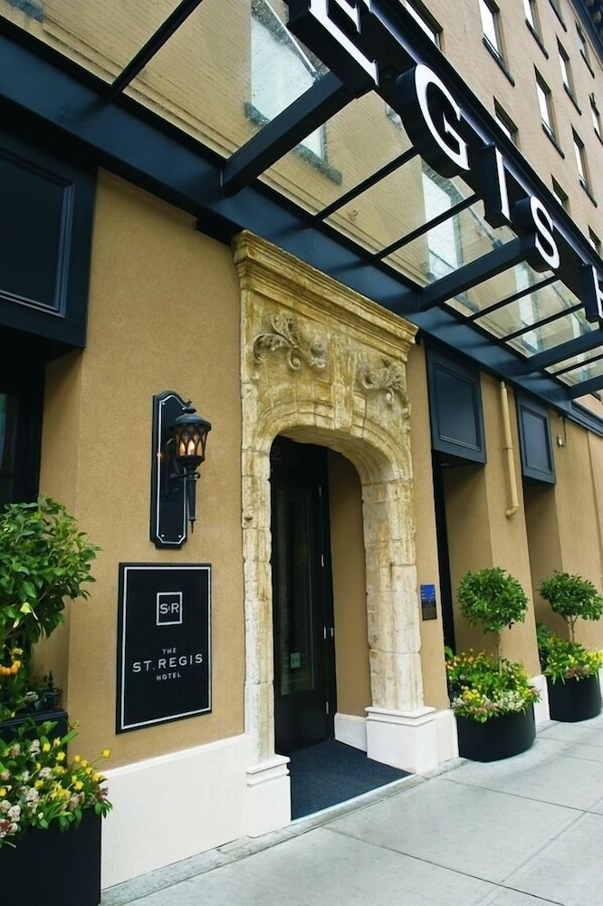 Property Entrance, The St. Regis Hotel