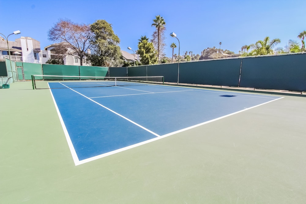 Tennis Court, Winners Circle Resort, a VRI resort