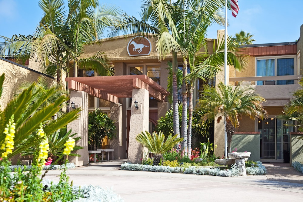 Property Entrance, Winners Circle Resort, a VRI resort
