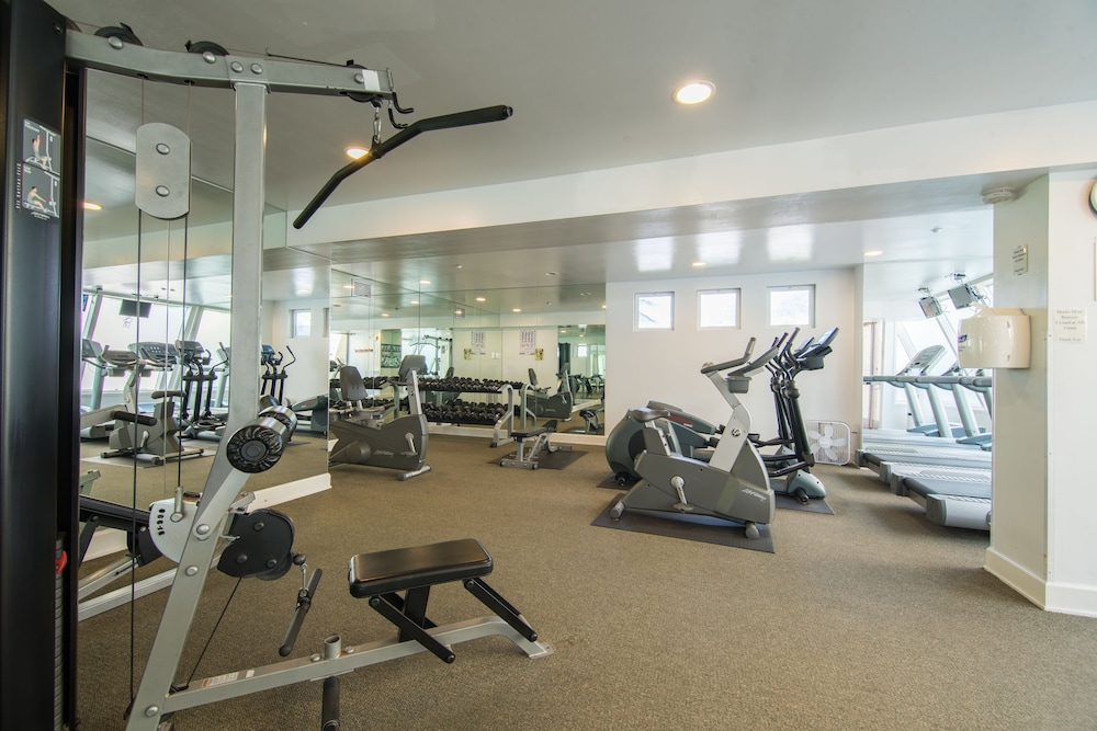 Gym, Winners Circle Resort, a VRI resort