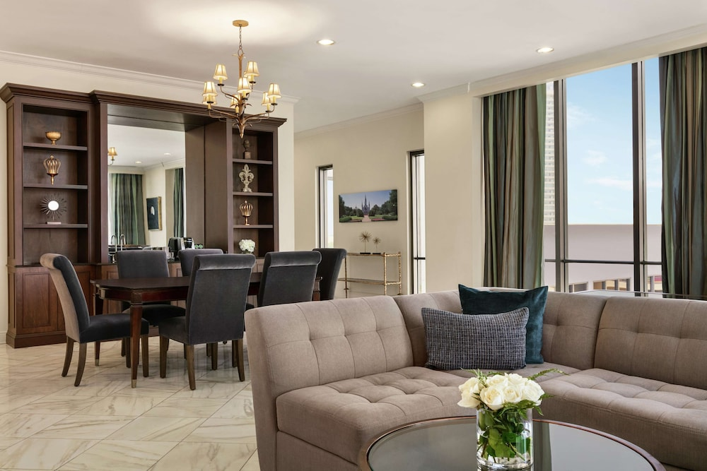 Living Area, DoubleTree by Hilton New Orleans