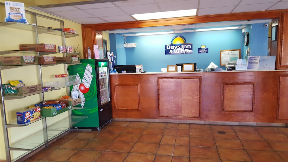 Check-in/Check-out Kiosk, Days Inn & Suites by Wyndham Davenport