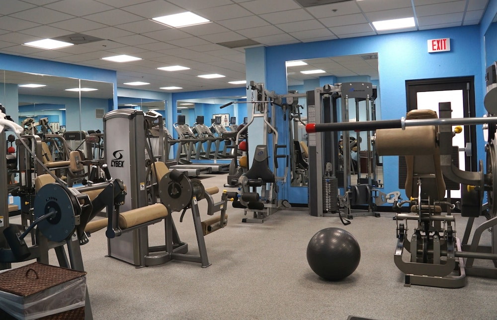 Fitness Facility, Ocean Sky Hotel and Resort