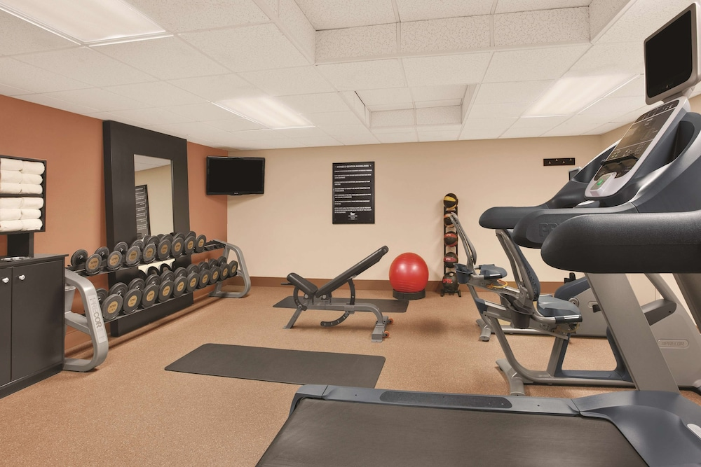 Fitness Facility, Homewood Suites by Hilton Harrisburg-West Hershey Area