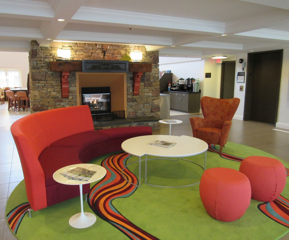 Lobby Sitting Area, Homewood Suites by Hilton Harrisburg-West Hershey Area
