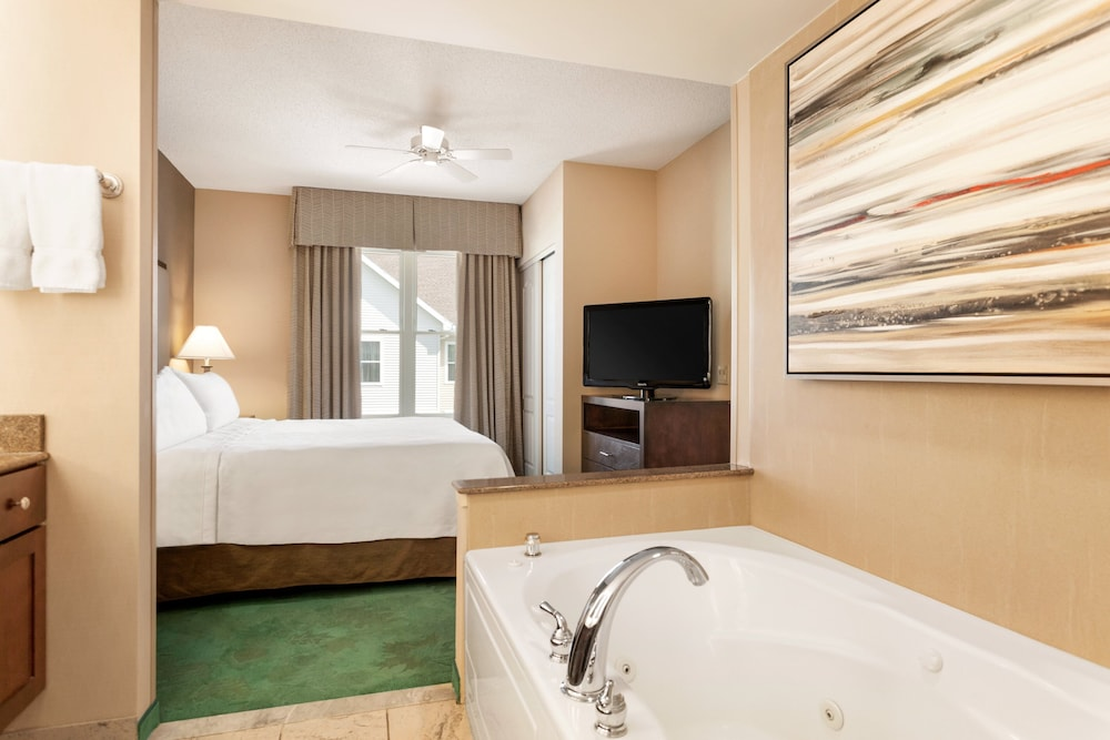 Jetted Tub, Homewood Suites by Hilton Harrisburg-West Hershey Area