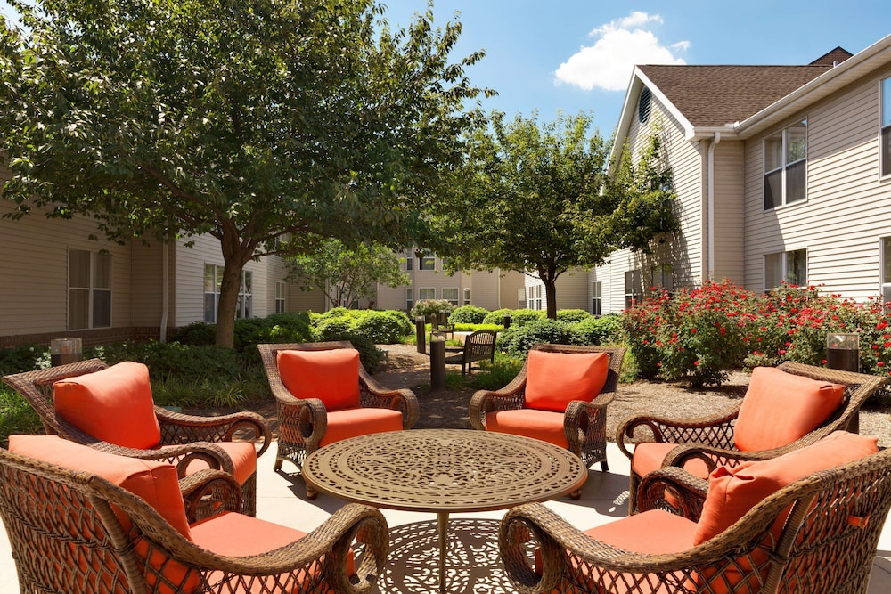 Terrace/Patio, Homewood Suites by Hilton Harrisburg-West Hershey Area