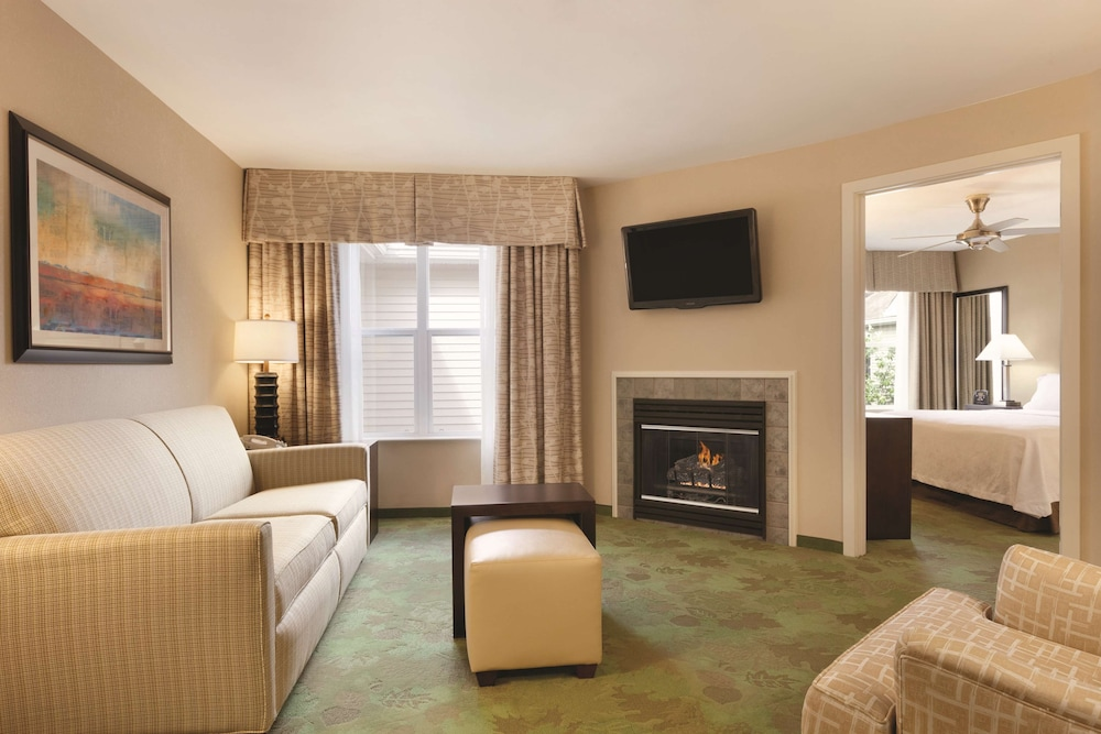 Living Area, Homewood Suites by Hilton Harrisburg-West Hershey Area