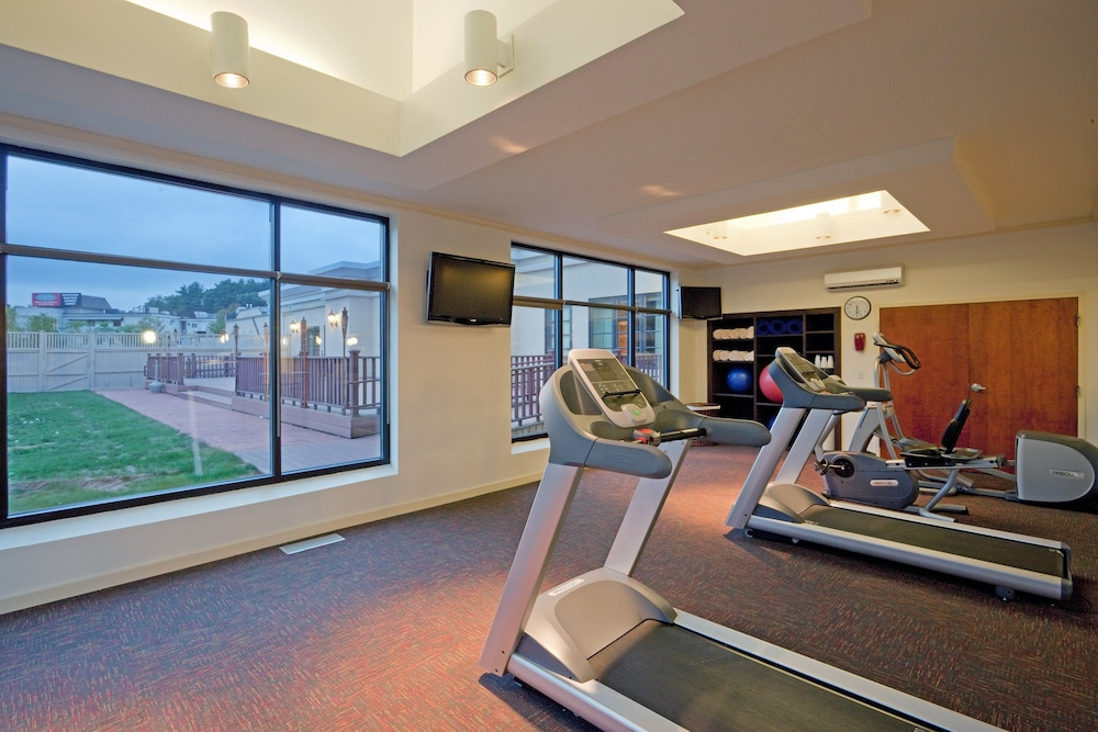 Fitness Facility, Holiday Inn Boston - Dedham Hotel & Conference Center