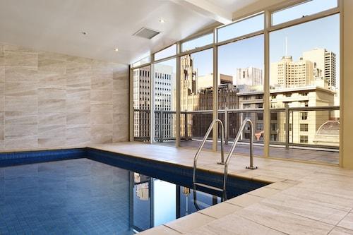 ザ ビクトリア ホテル メルボルン